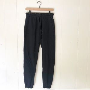 Abercrombie & Fitch | Ruched Fleece Joggers